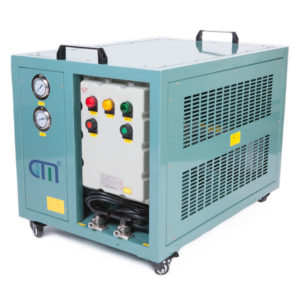 CMEP-6000 Commercial Scale Oil-less Explosion Proof Recovery Pump