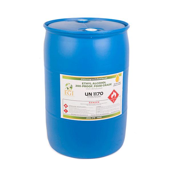 Ethanol-drum