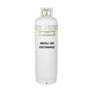 LP-100 | PROPANE | R290 | TANK REFILL or EXCHANGE