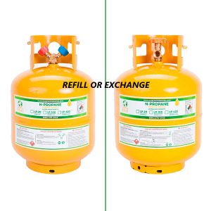 LP-20 | PROPANE | R290 | TANK EXCHANGE