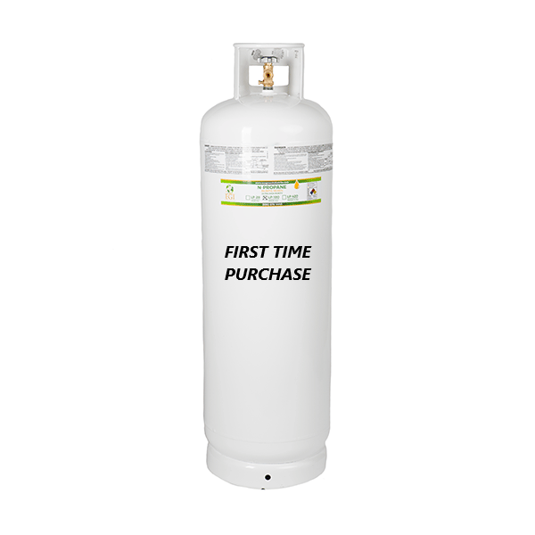 N-Propane Large First Time Purchase