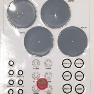 Welch 2052 Diaphragm Vacuum Pump Service Kit