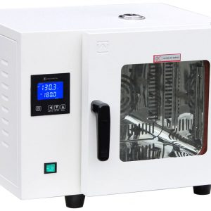 """UL/CSA Certified 200C 10x9x10"""" 0.5 Cu Ft Digital Forced Air Convection Oven 110V"""