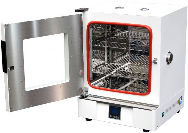 """UL/CSA Certified 250C 18x12x18"""" 2.5 Cu Ft Digital Forced Air Convection Oven 110V open"""