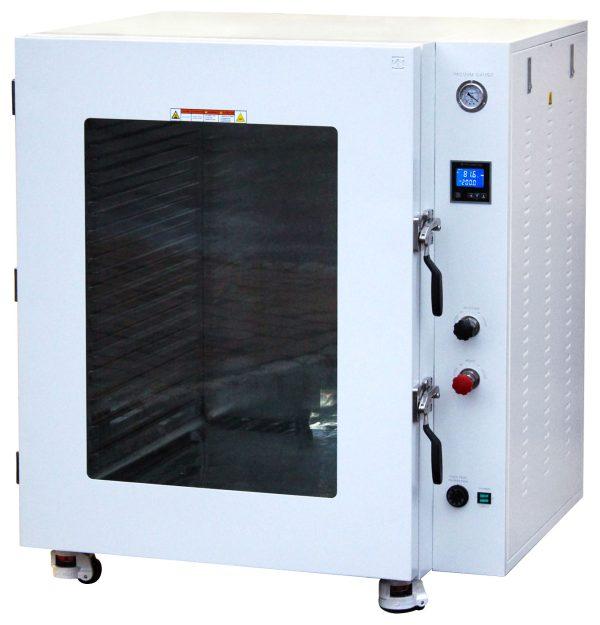 250C 26 Shelf Max 16 CF 5 Sided Heating Vacuum Oven 220V ETL