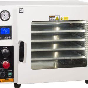 UL/CSA Certified 1.9 CF Vacuum Oven 5 Sided Heat & SST Tubing