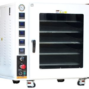 UL/CSA Certified 7.5 CF 480°F Vacuum Oven with All SST Tubing