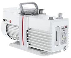 Welch 5.6 CFM CRVPro 8 Direct Drive Rotary Vane Vacuum Pump