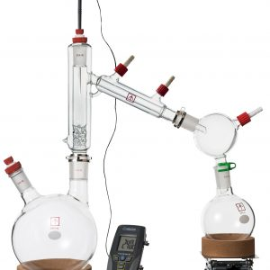 Ai 2L Short Path Distillation Kit with Multiple Receiving Flasks coow 1