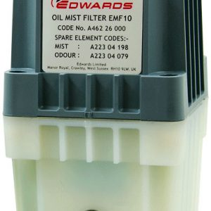 Edwards EMF10 Dual-Stage Exhaust Mist/Odour Filter