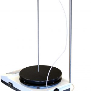 """350C 2000RPM 1.5-Gallon PID Magnetic Stirrer w/ 9"""" Heated Plate"""