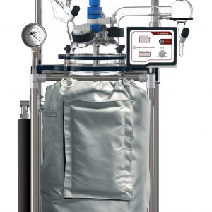 UL/CSA Certified Ai 50L Single or Dual Jacketed Glass Reactor Systems