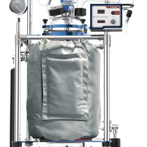 Ai 50L Dual Jacketed Filter Glass Reactor Systems