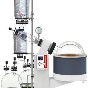 UL/CSA Certified Ai SolventVap 5.3-Gallon/20L Rotary Evaporator w/ Motorized Lift