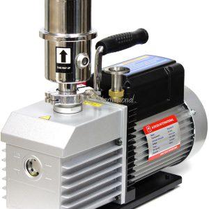 Ai EasyVac 9 cfm 2-Stage Vacuum Pump with Mist Filter ETL/CE
