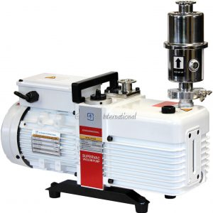 SuperVac 5.6 cfm Corrosion-Resist 2-Stage Pump UL/CSA