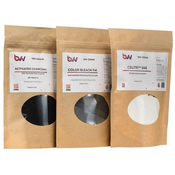BVV™ Filtration Powder Bundle
